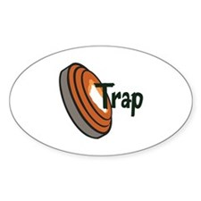 TRAP SHOOTING Stickers
