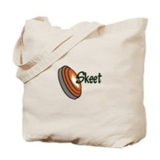SKEET SHOOTING Tote Bag