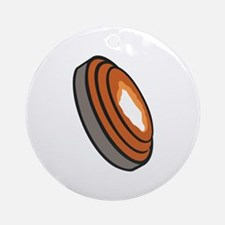 CLAY PIGEON Ornament (Round)