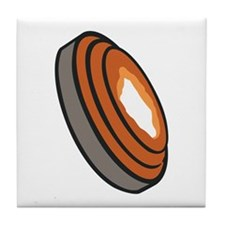 CLAY PIGEON Tile Coaster