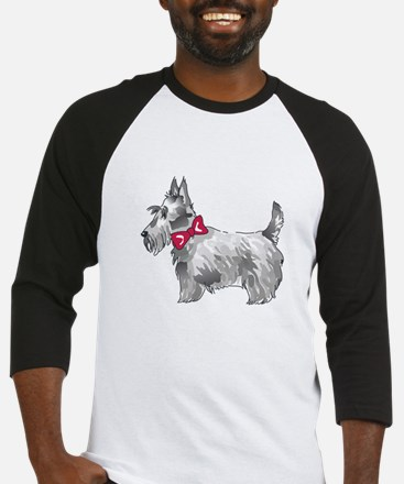 SCOTTISH TERRIER Baseball Jersey