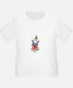 GNOME ON MUSHROOM T-Shirt