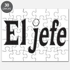 El jefe type Puzzle