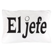 El jefe type Pillow Case