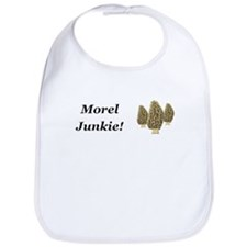 Morel Junkie Bib