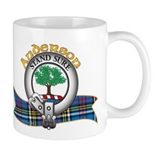 Unique Clan anderson Mug
