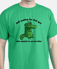 Waiting Gator T-Shirt