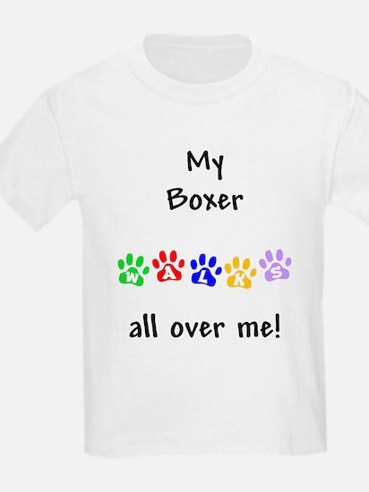 Boxer Walks T-Shirt