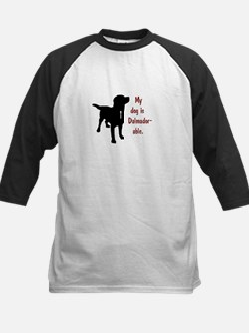 My dog is Dalmador-able - Dalmatia Baseball Jersey