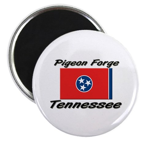 Pigeon Forge Tennessee Magnet