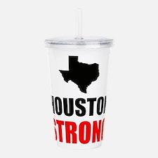 Houston Strong Acrylic Double-wall Tumbler