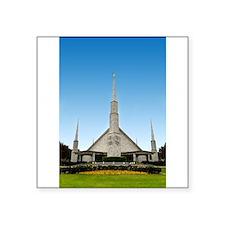 LDS Dallas Texas Temple Sticker