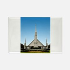 LDS Dallas Texas Temple Magnets