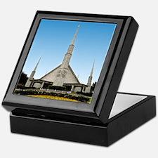 LDS Dallas Texas Temple Keepsake Box