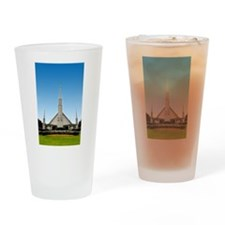 LDS Dallas Texas Temple Drinking Glass