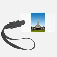 LDS Dallas Texas Temple Luggage Tag