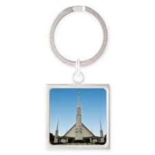 LDS Dallas Texas Temple Keychains