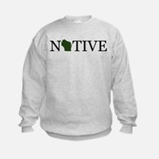 Native - Wisconsin Sweatshirt