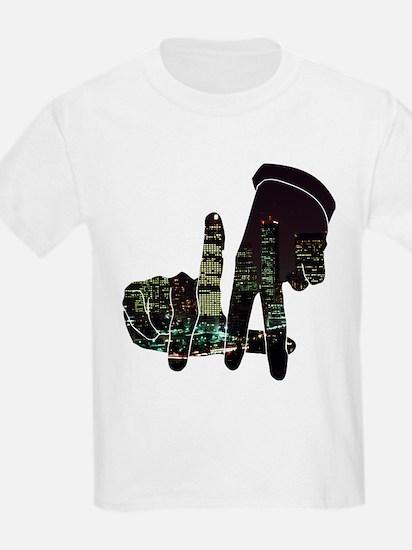 black hands T-Shirt