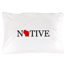 Native - Wisconsin Pillow Case