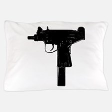 Uzi Pillow Case