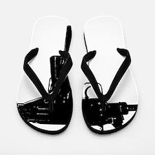 Uzi Flip Flops