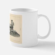 Fast Passenger Locomotive - Class K No.22 Mugs