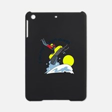 I DO MY OWN STUNTS iPad Mini Case