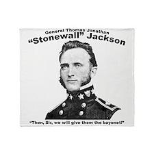 Stonewall: Bayonet Throw Blanket