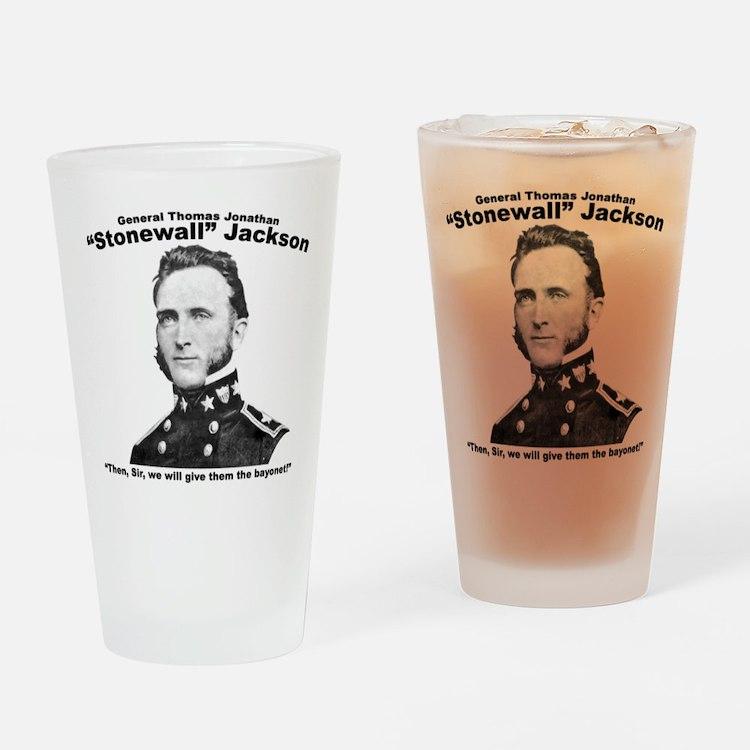 Stonewall: Bayonet Drinking Glass