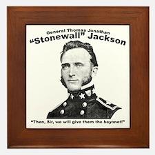 Stonewall: Bayonet Framed Tile