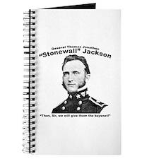 Stonewall: Bayonet Journal