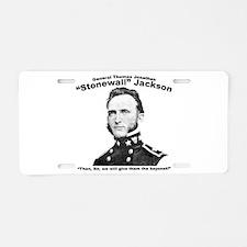 Stonewall: Bayonet Aluminum License Plate