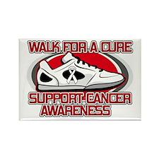 Retinoblastoma Walk Rectangle Magnet