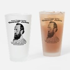 Stonewall: Success Drinking Glass
