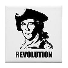 Washington Revolution Tile Coaster