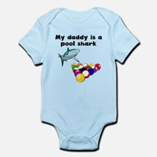 My Daddy Is A Pool Shark Body Suit