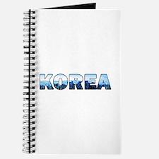 Korea 001 Journal