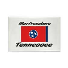 Murfreesboro Tennessee Rectangle Magnet