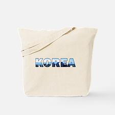 Korea 001 Tote Bag