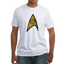 Star Trek Science Officer Insignia T-Shirt