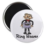 Cartoon Ring Bearer Magnet