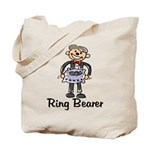Cartoon Ring Bearer Tote Bag