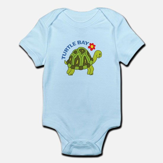 TURTLE BAY Body Suit