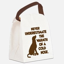 COLD NOSE Canvas Lunch Bag