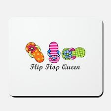 Flip Flop Queen Mousepad