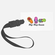 Flip Flop Queen Luggage Tag