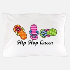 Flip Flop Queen Pillow Case