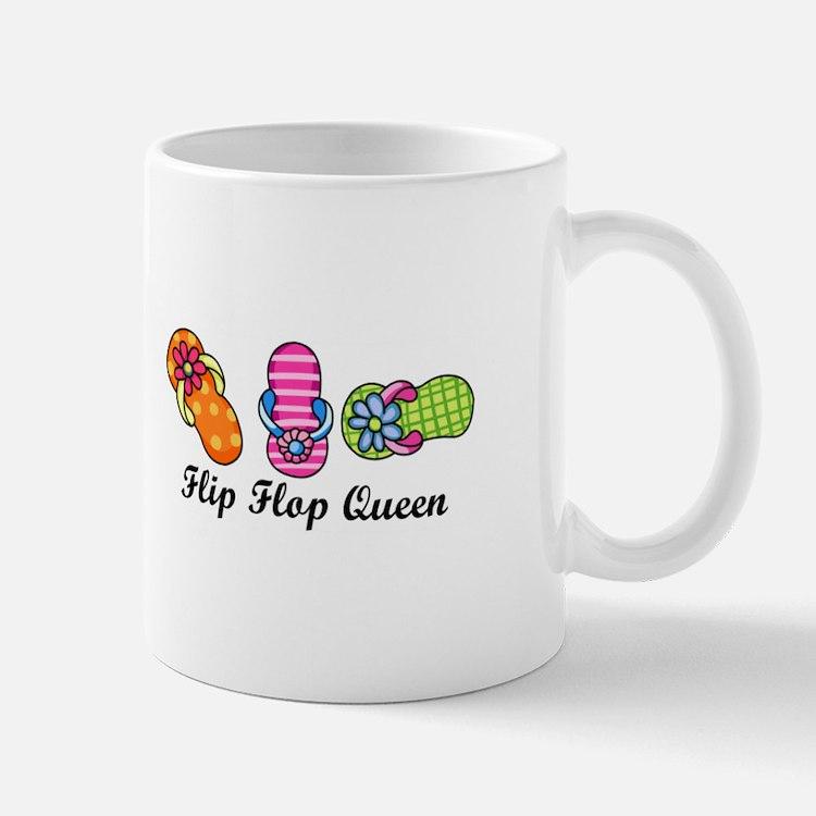 Flip Flop Queen Mugs