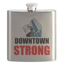 Downtown Strong Flask